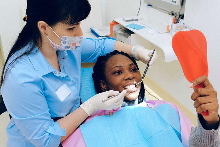 racial pigmentation multifocal pigmentation